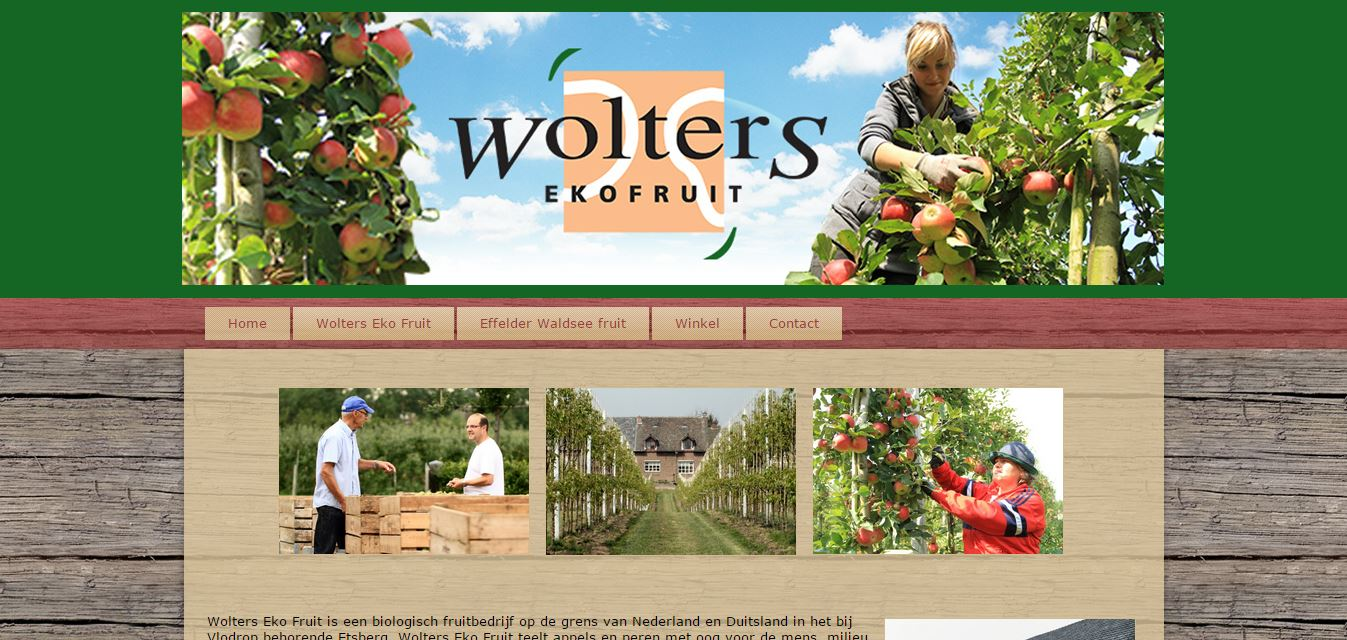 Wolters ekofruit